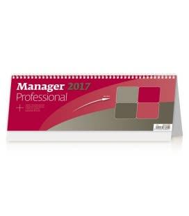 Stolní kalendář Manager Professional 2017
