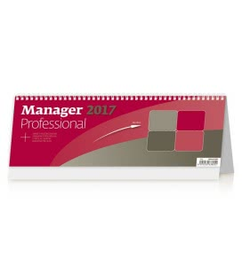 Table calendar Manager Professional 2017