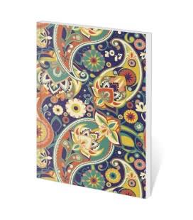 Pocket Diary Poketto - Floral 2017
