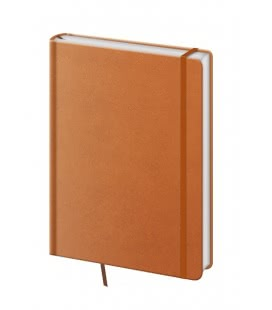 Notepad Blok A5 lined New Praga with strap 2017