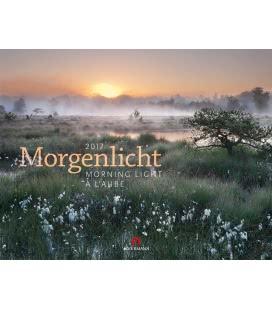 Nástěnný kalendář Ranní světlo / Morgenlicht 2017