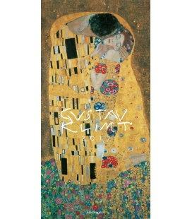 Wall calendar Gustav Klimt 2017