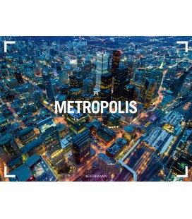 Nástěnný kalendář Metropole / Metropolis 2017