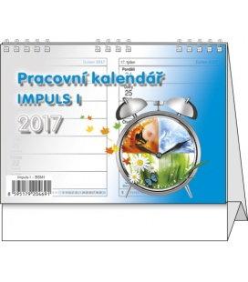 Table calendar - Impuls I. 2017