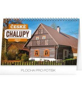 Table calendar České chalupy 2017