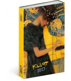 Weekly Magnetic Diary Gustav Klimt 2017