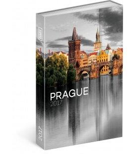 Weekly Magnetic Diary Prague 2017