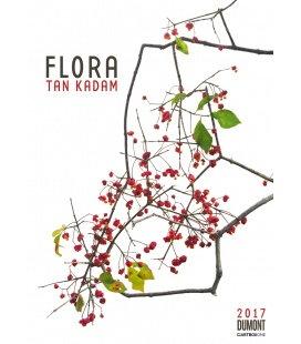 Wall calendar Tan Kadam: Flora 2017