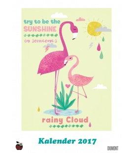 Wall calendar Elisandra 2017