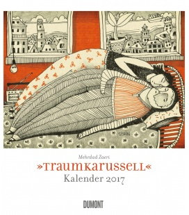 Wall calendar Traumkarussell 2017