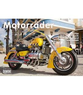 Wandkalender Motorräder & Routen 2017