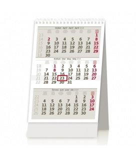 Stolní kalendář MINI tříměsíční kalendář/MINI trojmesačný kalendár 2018