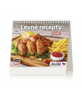Stolní kalendář MiniMax Levné recepty 2018
