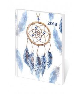 Pocket-Wochentagebuch-Terminplaner Poketto - Dreams 2018