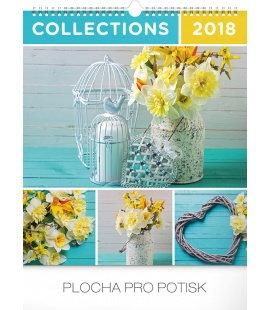 Nástěnný kalendář Kolekce 2018
