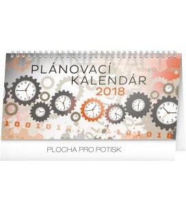 Stolní kalendář Plánovací SK 2018