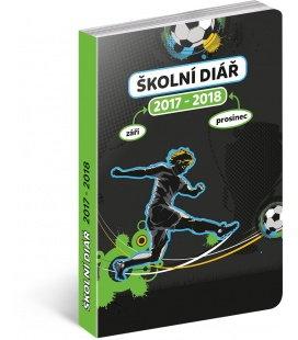 Diář školní Fotbal (září 2017 – prosinec 2018) 2018