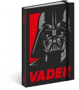 Diář týdenní kapesní Star Wars – Vader 2018