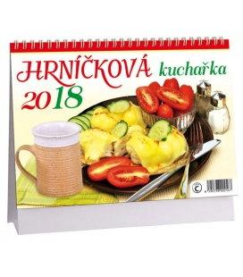 Stolní kalendář Hrníčková kuchařka 2018