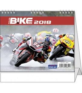 Stolní kalendář IDEÁL - Motorbike 2018