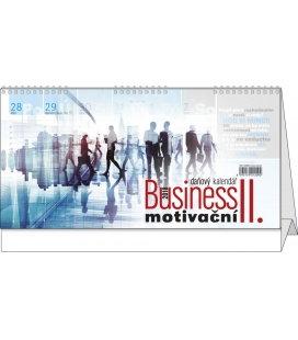 Stolní kalendář Business II. motivační 2018