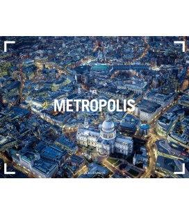 Wall calendar Metropolis 2018