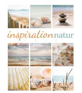 Nástěnný kalendář Inspirace přírodou / Inspiration Natur 2018