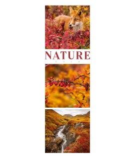 Wall calendar Nature 2018