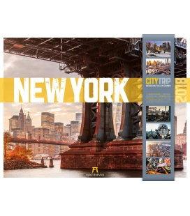 Nástěnný kalendář New York CityTrip 2018