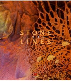 Nástěnný kalendář Kamenné linky / Stonelines 2018