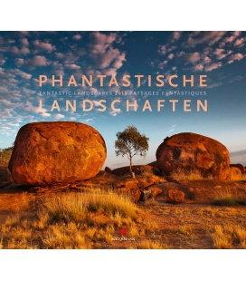 Nástěnný kalendář Fantastické krajiny / Phantastische Landschaften 2018