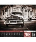 Nástěnný kalendář Buena Vista 2018