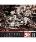 Nástěnný kalendář La Dolce Vita 2018