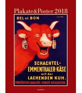 Wall calendar Plakate & Poster 2018