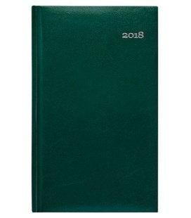 Diář týdenní kapesní Kronos zelený 2018