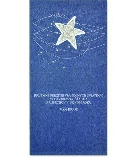 Novoročenka karta PF114k-SK-18, slovenská verze, objednávka od 20 ks