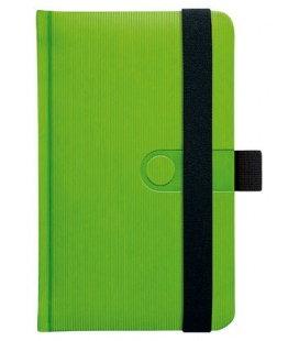 Pocket Notizbuch liniert Notes kapesní Trendy zelený linkovaný 2018 , Bestellungen von 100+ Stück