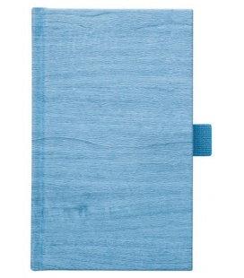 Pocket Notizbuch liniert Notes kapesní Wood modrý linkovaný 2018 , Bestellungen von 100+ Stück
