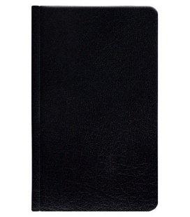 Notes kapesní Carus černý čtverečkovaný 2018, objednávka od 100 ks