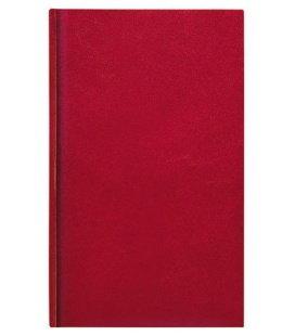 Notes kapesní Kronos červený čtverečkovaný 2018, objednávka od 100 ks
