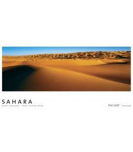 Nástěnný kalendář Poušť Sahara - věčný kalendář - PANORAMA / SAHARA I Desert Landscapes 2