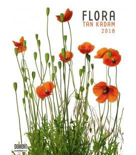 Nástěnný kalendář Flóra / Tan Kadam: Flora 2018