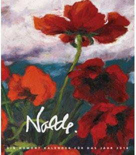Nástěnný kalendář Emil Nolde 2018