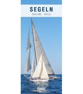 Nástěnný kalendář Sailing, Plachetnice / Segeln LS 2018