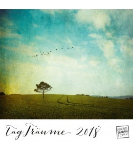 Nástěnný kalendář Snění / Tagträume 2018