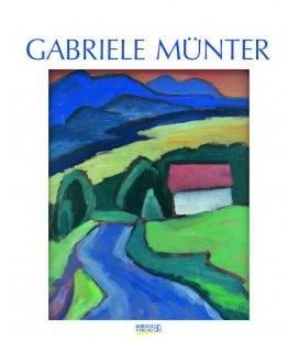 Nástěnný kalendář Gabriele Münter 2018