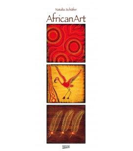 Nástěnný kalendář AfricanArt - Natalia Schäfer 2018