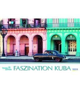 Wall calendar Faszination Kuba 2018