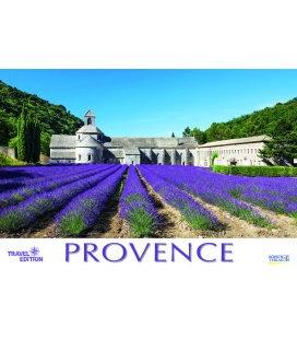 Wall calendar Provence 2018