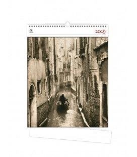 Wall calendar Venezia 2019